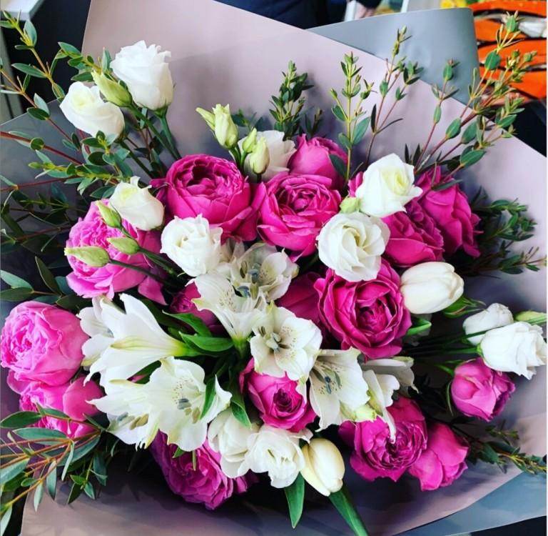 Доставка цветов Славянка